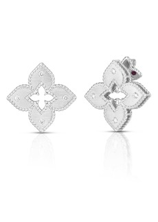 Roberto Coin Venetian Princess Diamond Earrings