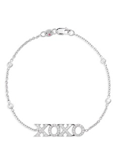 Roberto Coin XOXO Diamond Bracelet (Nordstrom Exclusive)