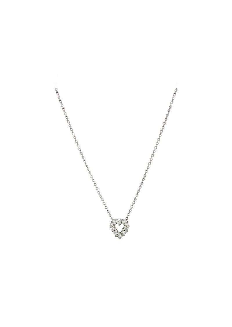 Roberto Coin Tiny Treasures Heart Necklace