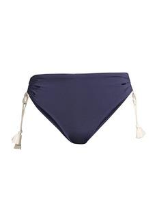 Robin Piccone Abi High-Waist Bikini Bottoms