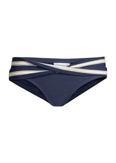 Robin Piccone Abi Twist Bikini Bottoms