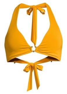 Robin Piccone Luca Halter Bikini Top