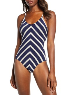 Robin Piccone Abi One-Piece Swimsuit