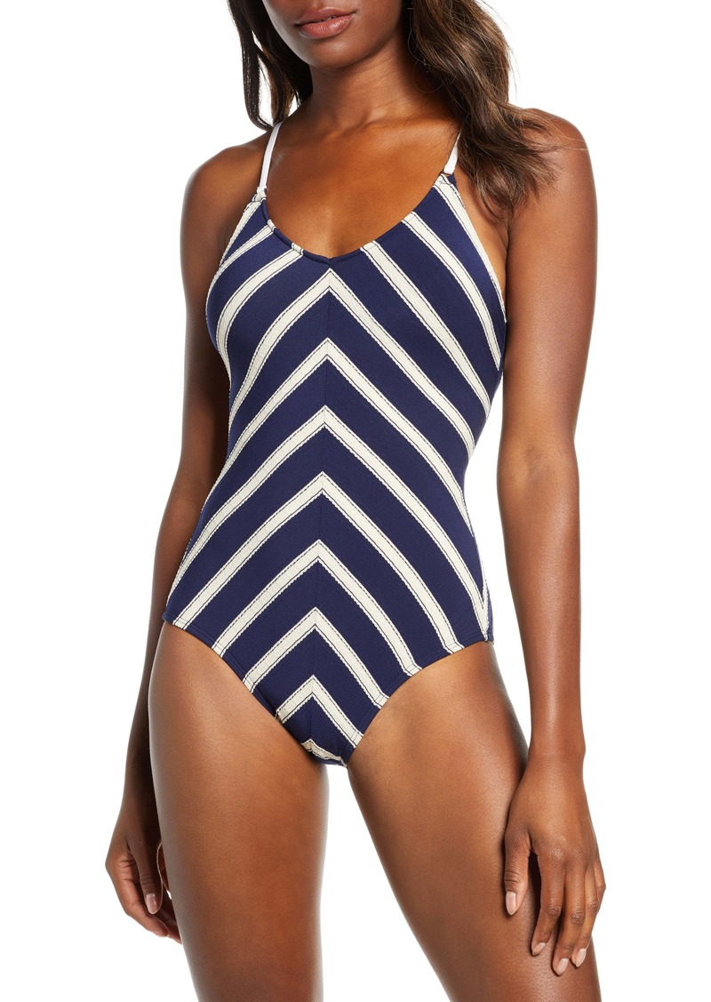 Robin Piccone Abi One-Piece Swimsuit