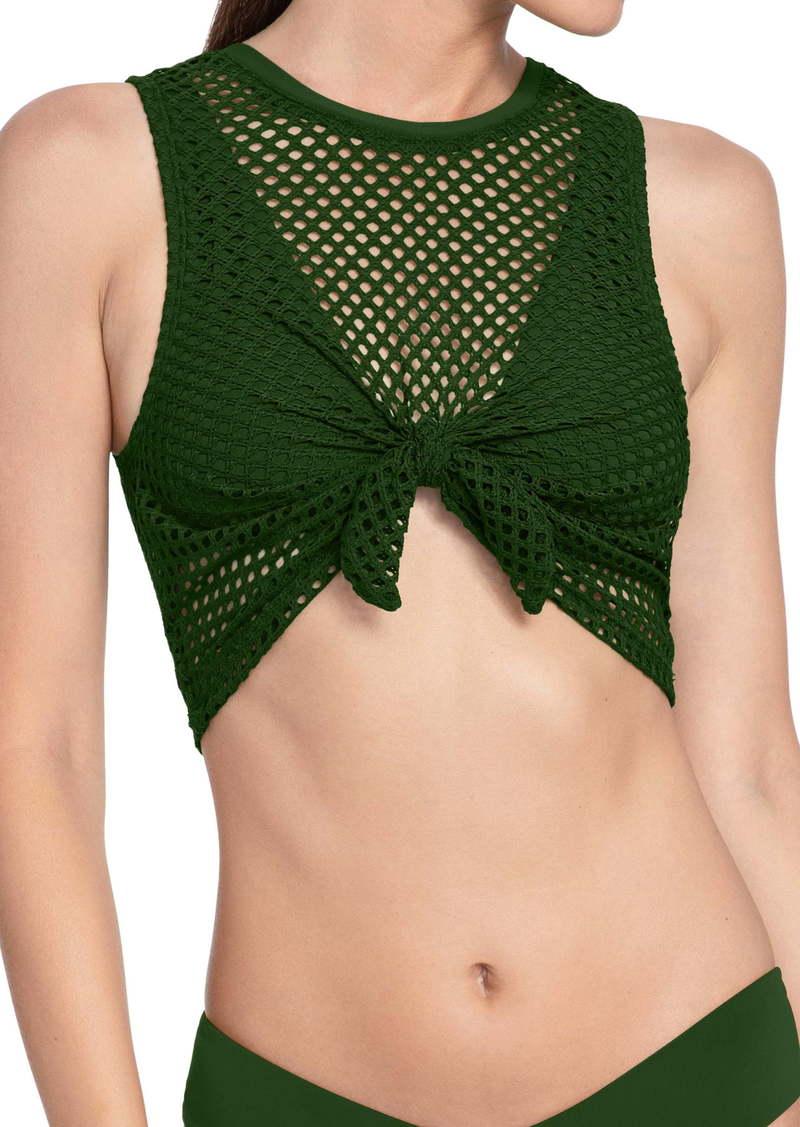 Robin Piccone Bo Tank Bikini Top