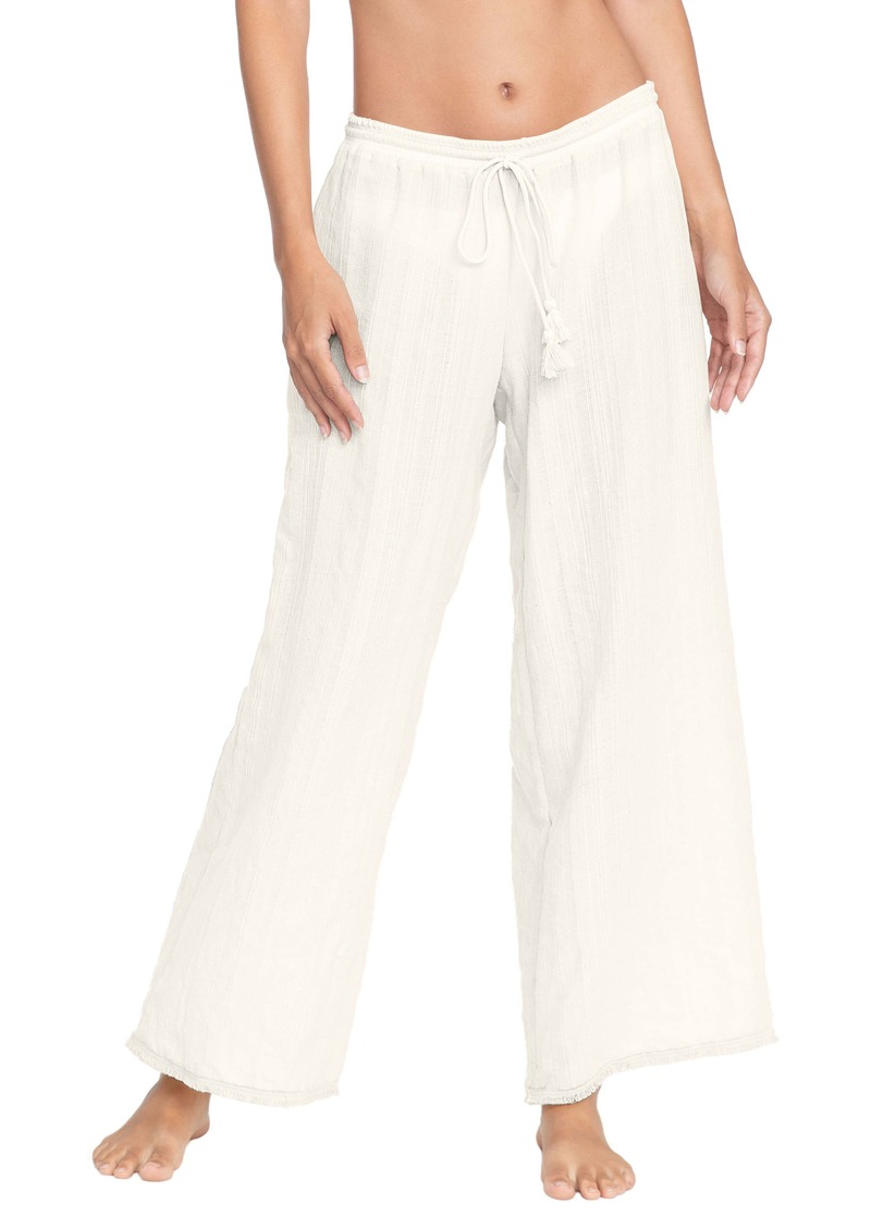 Robin Piccone Michelle Cover-Up Pants