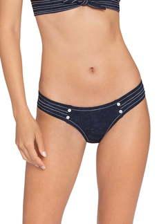 Robin Piccone Valeria Side Tab Bikini Bottoms