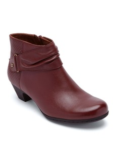 Rockport Brynn Rouched Boot - Wide Width Available