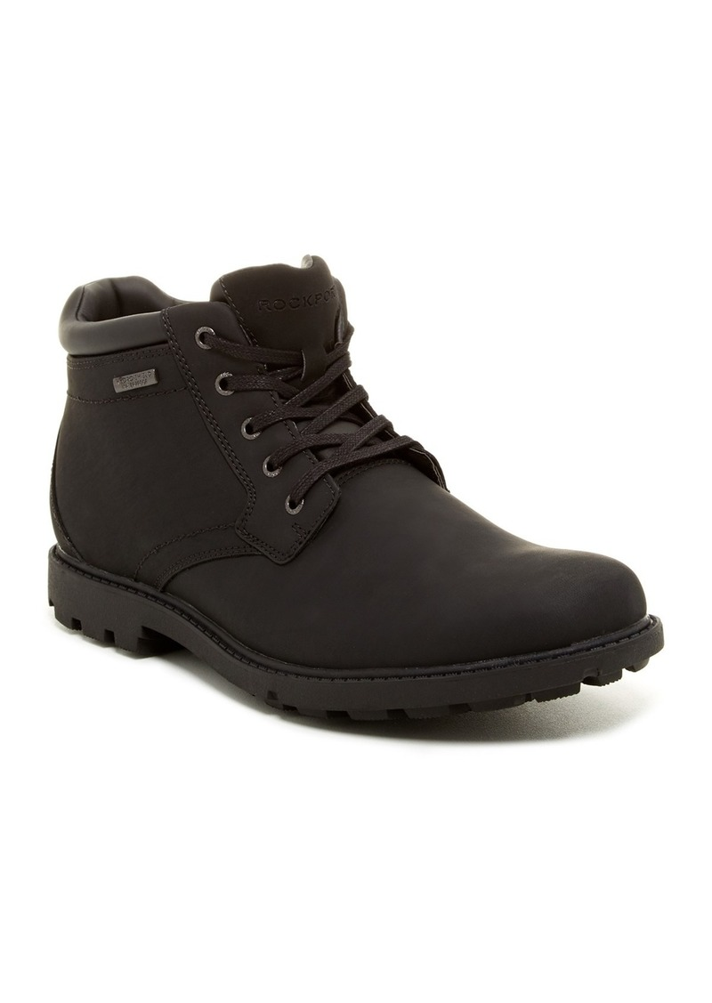 Rockport Plain Toe Boot - Wide Width Available