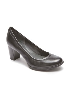 Rockport Chaya Round Toe Pump (Women)