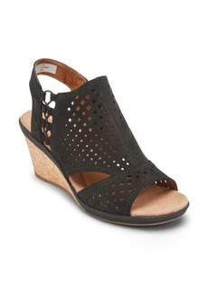 Rockport Cob Hill Janna Wedge Sandal (Women)