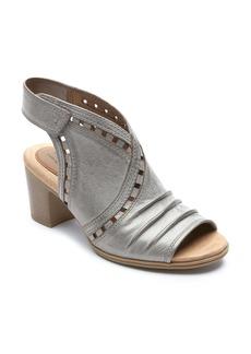 Rockport Cobb Hill Hattie Envelope Perforated Slingback Sandal (Women)