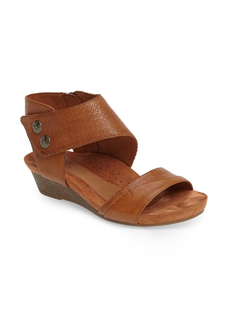Rockport Hollywood Cobb Hill Wedge Sandals