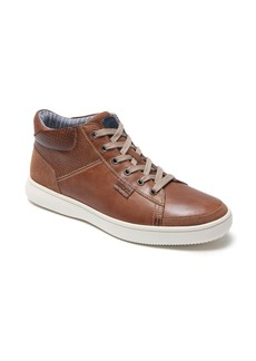 Rockport Colle Leather Mid-Top Boots
