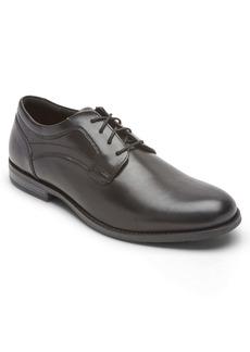 Rockport Dustyn Waterproof Plain Toe Derby (Men)