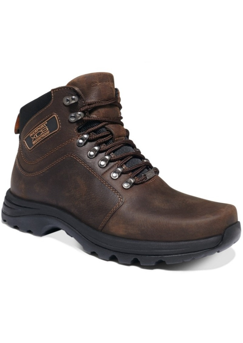 rockport rockport elkhart waterproof lace up boots s
