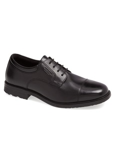 Rockport 'Essential Details' Waterproof Cap Toe Derby (Men)