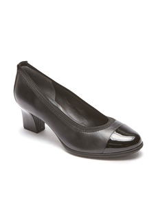 Rockport Esty Luxe Cap Toe Pump (Women)