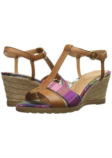 Rockport Garden Court Perf T-Strap Sandal