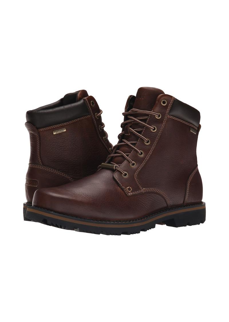 Rockport Gentry Waterproof Plaintoe Boot