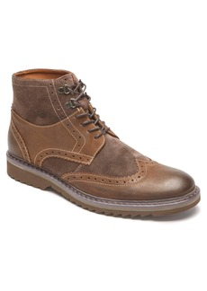 Rockport Jaxson Wingtip Boot (Men)