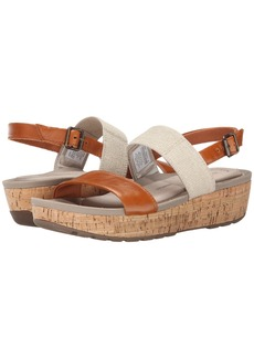 Rockport Land Boulevard Two-Band Ankle Strap Sandal