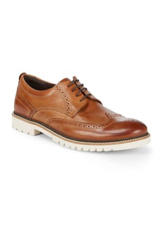 Rockport Leather Oxford Shoes