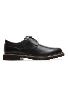 Rockport Marshall Leather Plain Toe Oxford Shoes