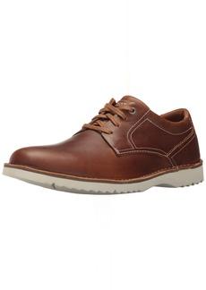 Rockport Men's Cabot Plain Toe Shoe tan leather 14 M US
