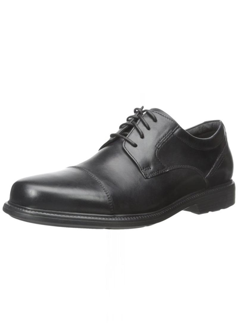 Rockport Men's Charles Road Cap Toe Oxford  Leather 12 M (D)-