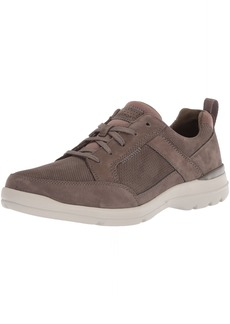 Rockport Men's City Edge Lace Up Shoe breen nubuck 11 M US