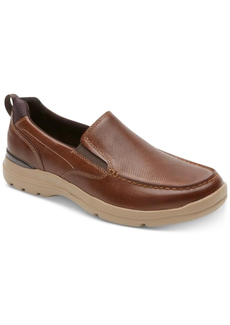 Rockport Men's City Edge Leather Slip-Ons Men's Shoes