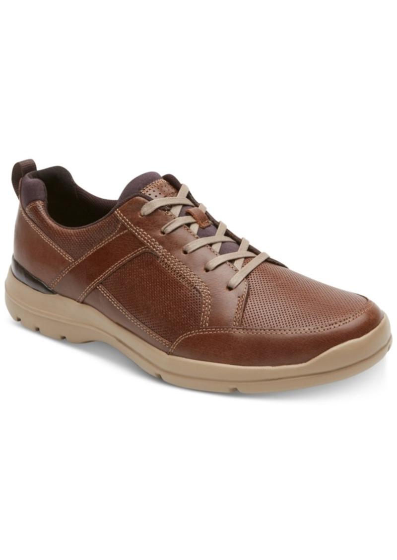 Rockport Men's City Edge Leather Sneakers Men's Shoes