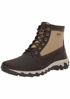 Rockport Men's Cold Springs Plus Mid Boot Boot brown 9 M US