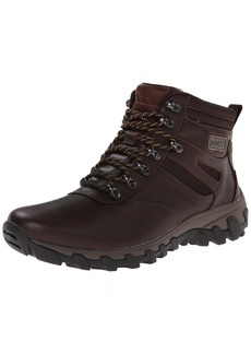 Rockport Men's Cold Springs Plus Plain Toe Boot - 7 Eye  Smooth 10 M (D)-