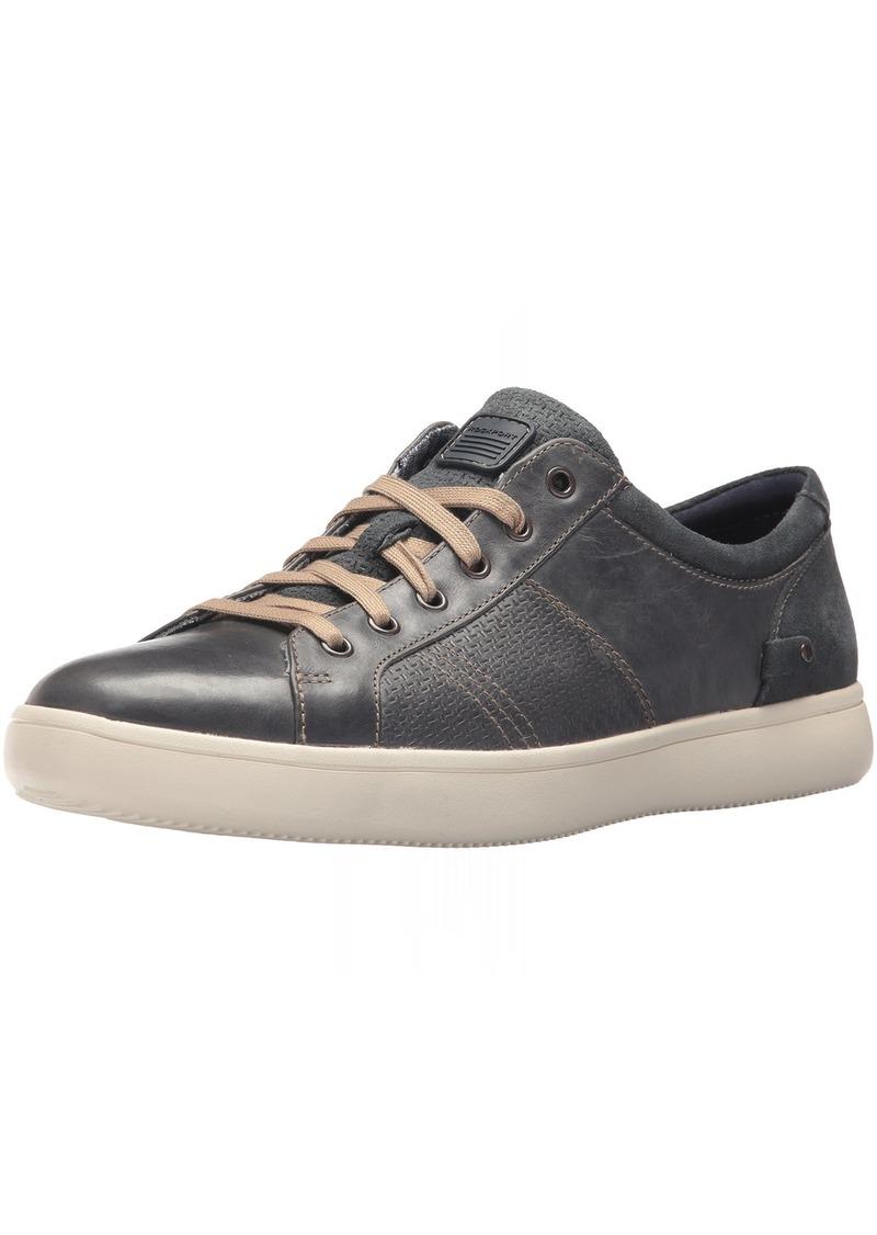Rockport Men's Colle Tie Shoe blue/grey 7 M US