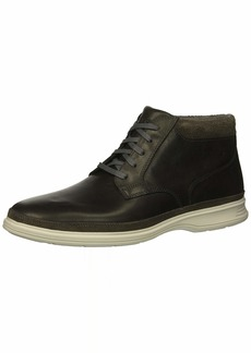 Rockport Men's DresSports 2 Go Boot Boot castlerock grey  M US