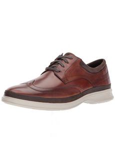 Rockport Men's Dressports 2 Lite Wingtip Shoe new brown 10 M US