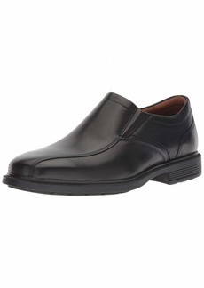 Rockport Men's Dressports Luxe Bike Toe Slip On Oxford  10.5 N US