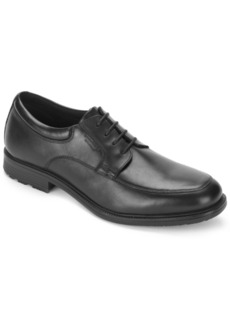 Rockport Men's Essential Details Waterproof Apron Toe Oxford Men's Shoes