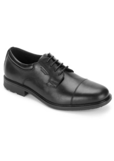 Rockport Men's Essential Details Waterproof Cap-Toe Oxford Men's Shoes