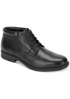 Rockport Men's Essential Details Waterproof Chukka Boot Men's Shoes