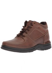 Rockport Men's Eureka Plus Walking Boot brindle brown
