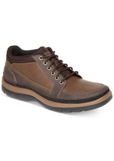 Rockport Men's Get Your Kicks Mudguard Chukka Boots Men's Shoes