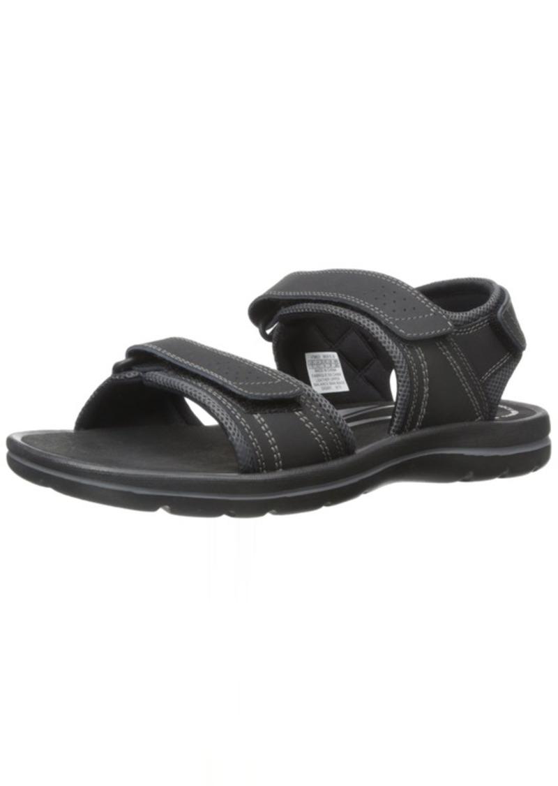 Rockport Men's Get Your Kicks Sandals QTR Strap Black 8 M (D)-