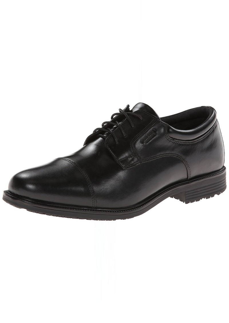 Rockport Men's Lead The Pack Cap Toe Oxford--
