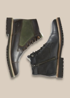 Rockport Men's Marshall Rugged Cap-Toe Boots, Created for Macy's Men's Shoes