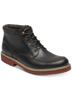 Rockport Men's Marshall Rugged Moc-Toe Boots Men's Shoes