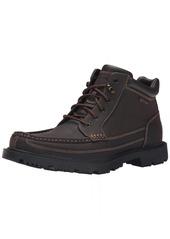 Waterproof Moc Toe Boot- - | Shoes