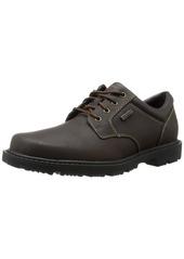 Rockport Men's Redemption Road Waterproof Plain Toe Shoe- -